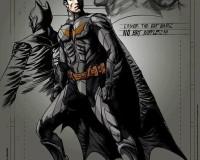Check Out Ben Affleck's BATMAN VS SUPERMAN Concept Art