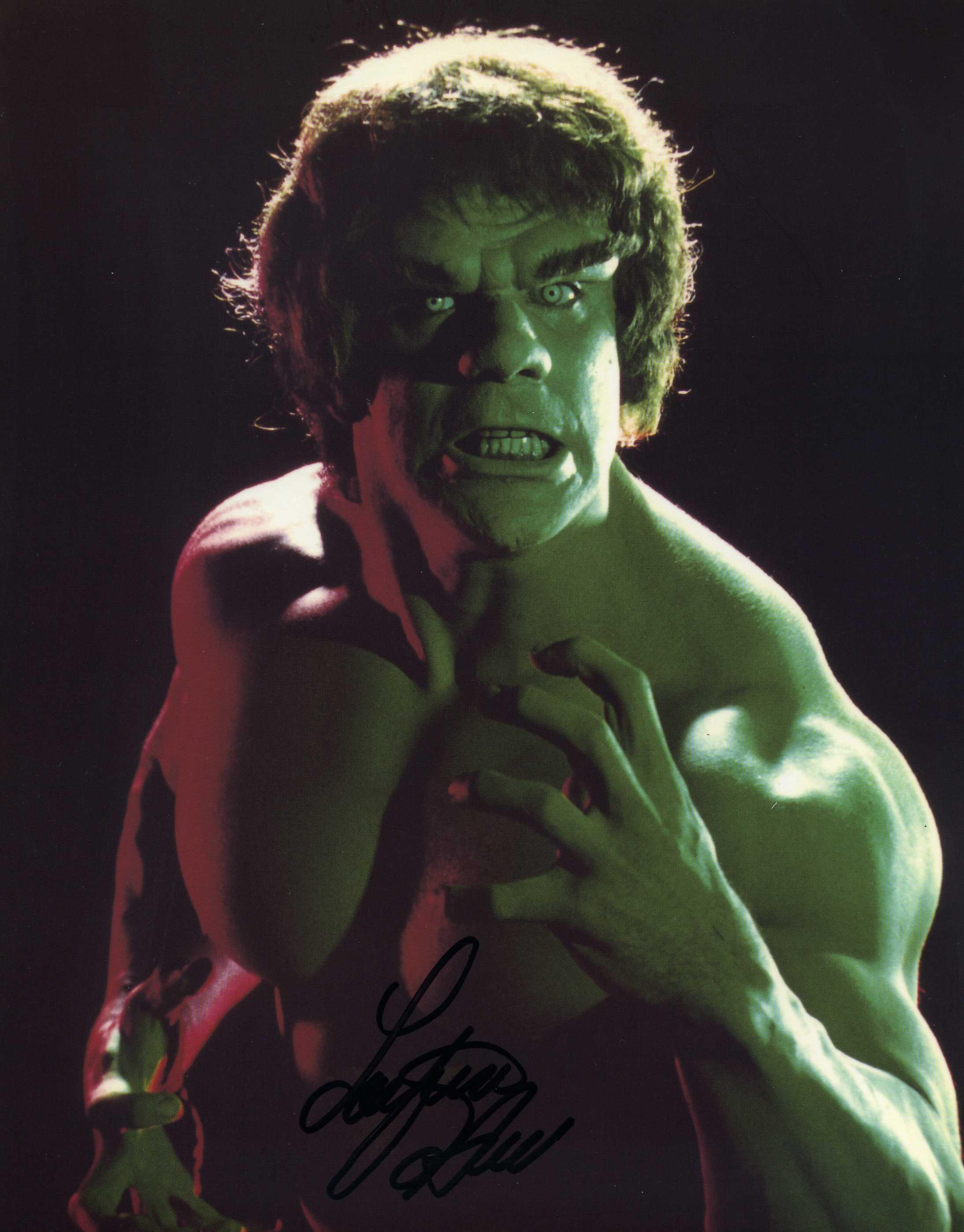 Original Incredible Hulk