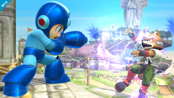 mega man super smash bros