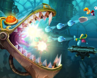 Gorgeous RAYMAN LEGENDS Motion Poster
