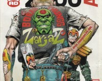 2000AD #1854 Review