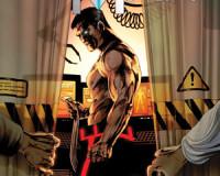 Bionic Man #25 Review