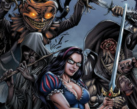 Grimm Fairy Tales 2013 Halloween Special Review