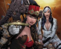 Grimm Fairy Tales presents Hunters: The Shadowlands #5 Review