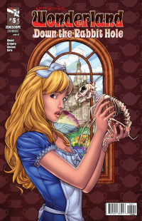 Grimm Fairy Tales presents Wonderland-Down the Rabbit Hole 5_C