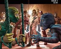 Kick-Ass 3 #4 Review
