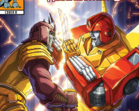 Transformers: Regeneration #95 Review