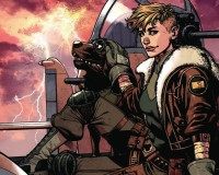 Wild Blue Yonder #3 Review