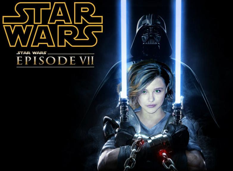 chloe moretz star wars episode 7