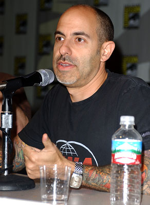 David Goyer Comic Con