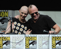 MICHAEL ROOKER Never Crosses Paths with KAREN GILLAN in Guardians of The Galaxy