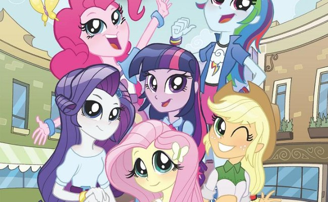 My Little Pony Annual 2013 Review