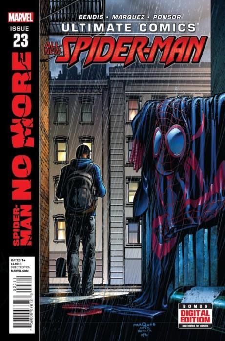 spiderman no more