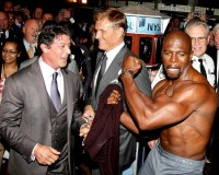 TERRY CREWS Can't Choose Between Colossus or Thing