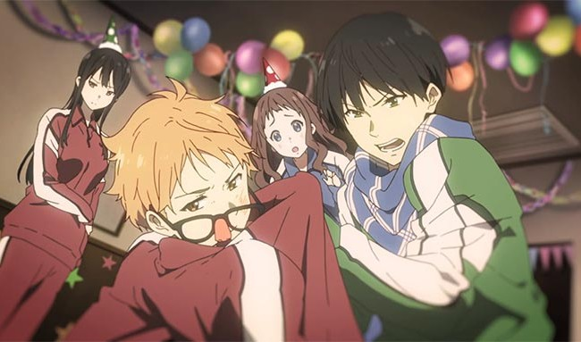 "ANIME TUESDAY: Beyond the Boundary – ""Shocking Pink"" Review"