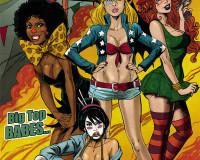 CLOWN FATALE #1 Review