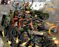 G.I Joe: A Real American Hero #196 Review