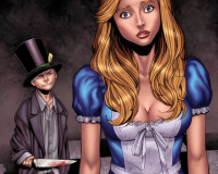 Grimm Fairy Tales presents Wonderland: Through the Looking Glass #2 Review