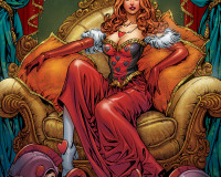 Grimm Fairy Tales presents Wonderland: Through the Looking Glass #3 Review