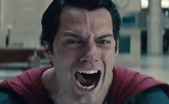 MAN OF STEEL 2 Ain't Happening For a While
