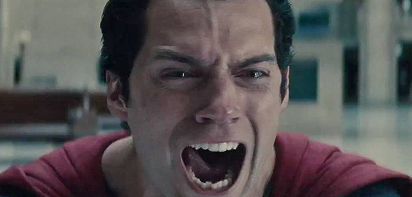 Man of Steel Emotions