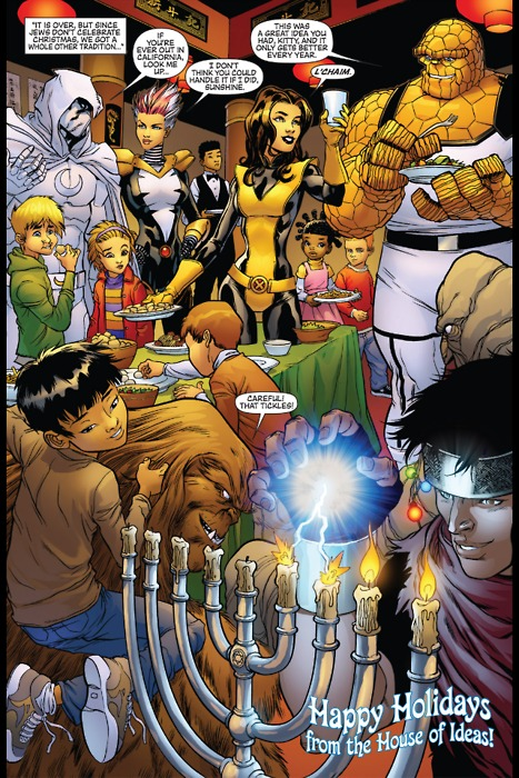 Marvel-Chanukah