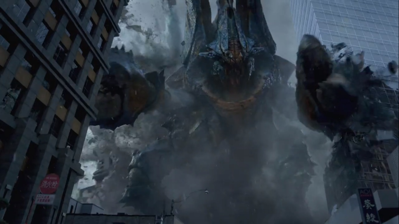 Pacific Rim Knifehead Wallpaper The Greatest Pacific R...