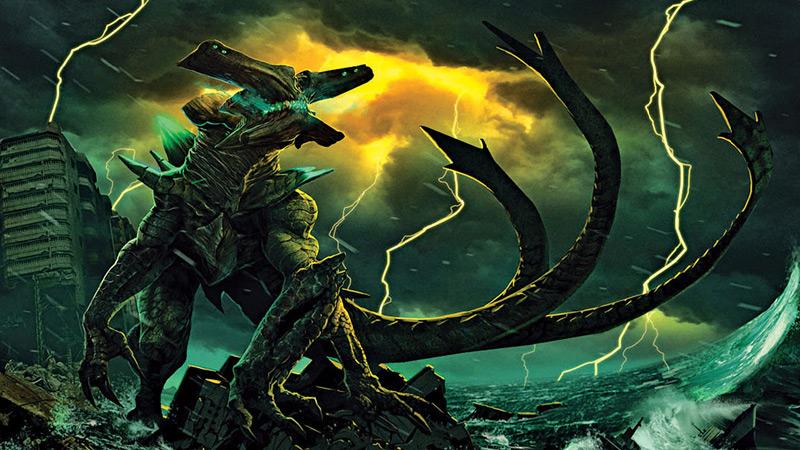 The Greatest Pacific Rim Kaiju? | Unleash The Fanboy Pacific Rim Kaiju Category 5