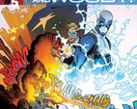 Quantum and Woody #5 Review