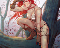 Red Sonja #5 Review