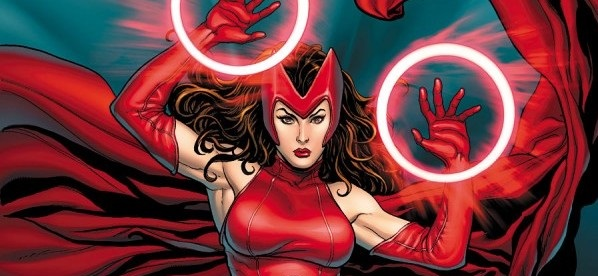 Scarlet Witch drawnby FrankCho