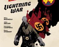 SLEDGEHAMMER 44: LIGHTNING WAR #1 Review