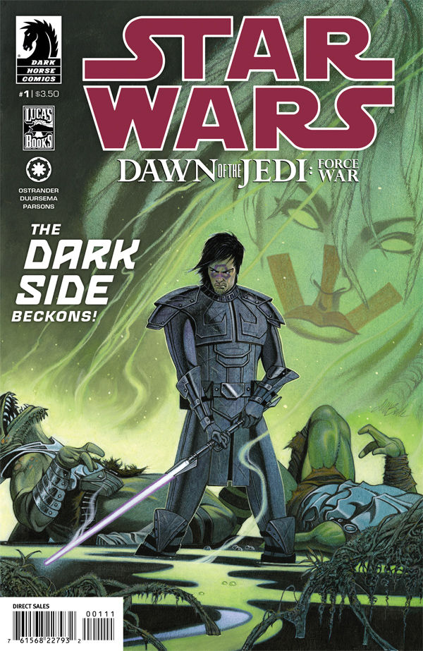 Star Wars-Dawn of the Jedi - Froce War 1_C