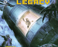 Star Wars: Legacy #9 Review