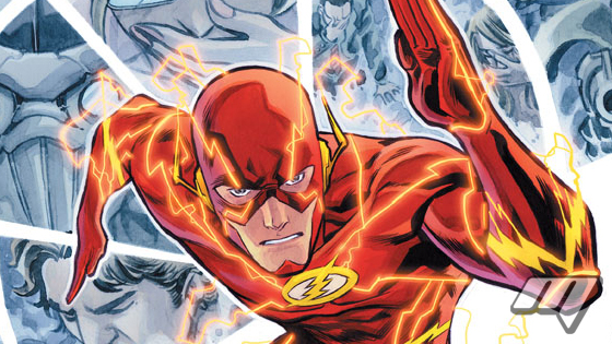 The-Flash-Number-1-