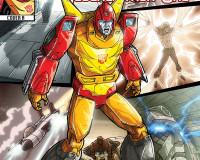 Transformers: Regeneration #96 Review