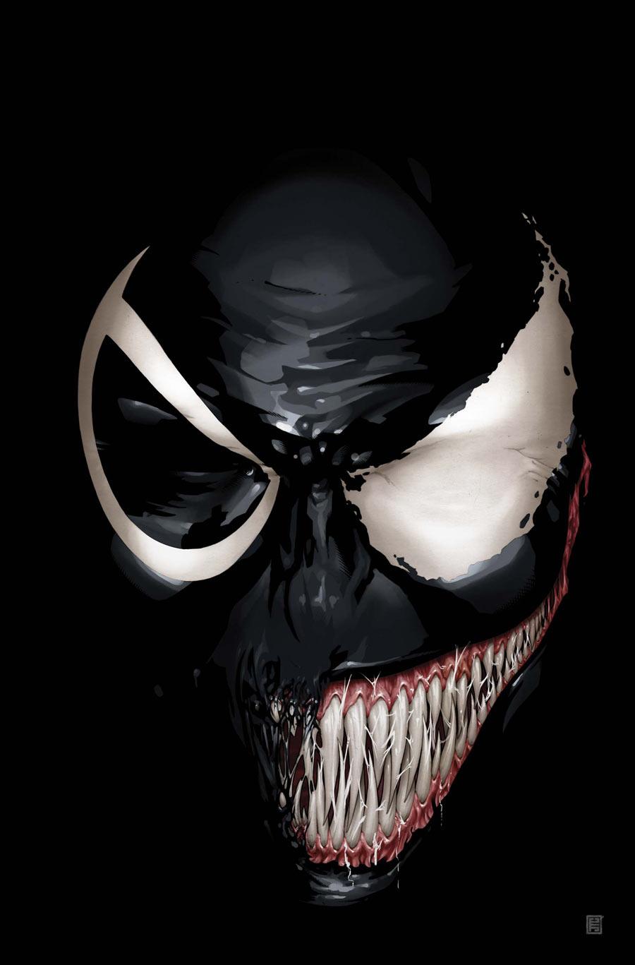 Black Spiderman Comic VENOM joins GUARDIANS ...