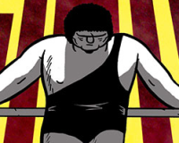 ANDRE THE GIANT Graphic Novel Set To Drop In May!