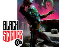 BLACK SCIENCE #1 Review