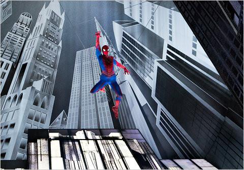 spiderman turn off the dark spidey jump