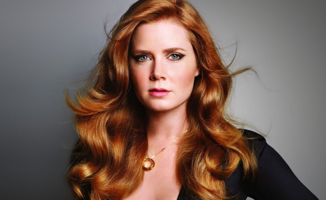 Amy Adams wants to be SUPER FRIENDS with WONDER WOMAN