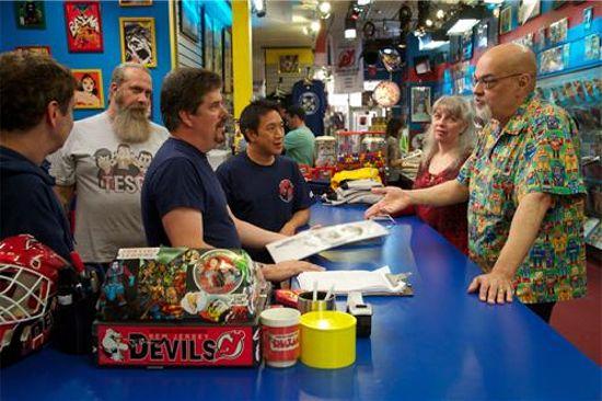 Comic Book Men George Perez