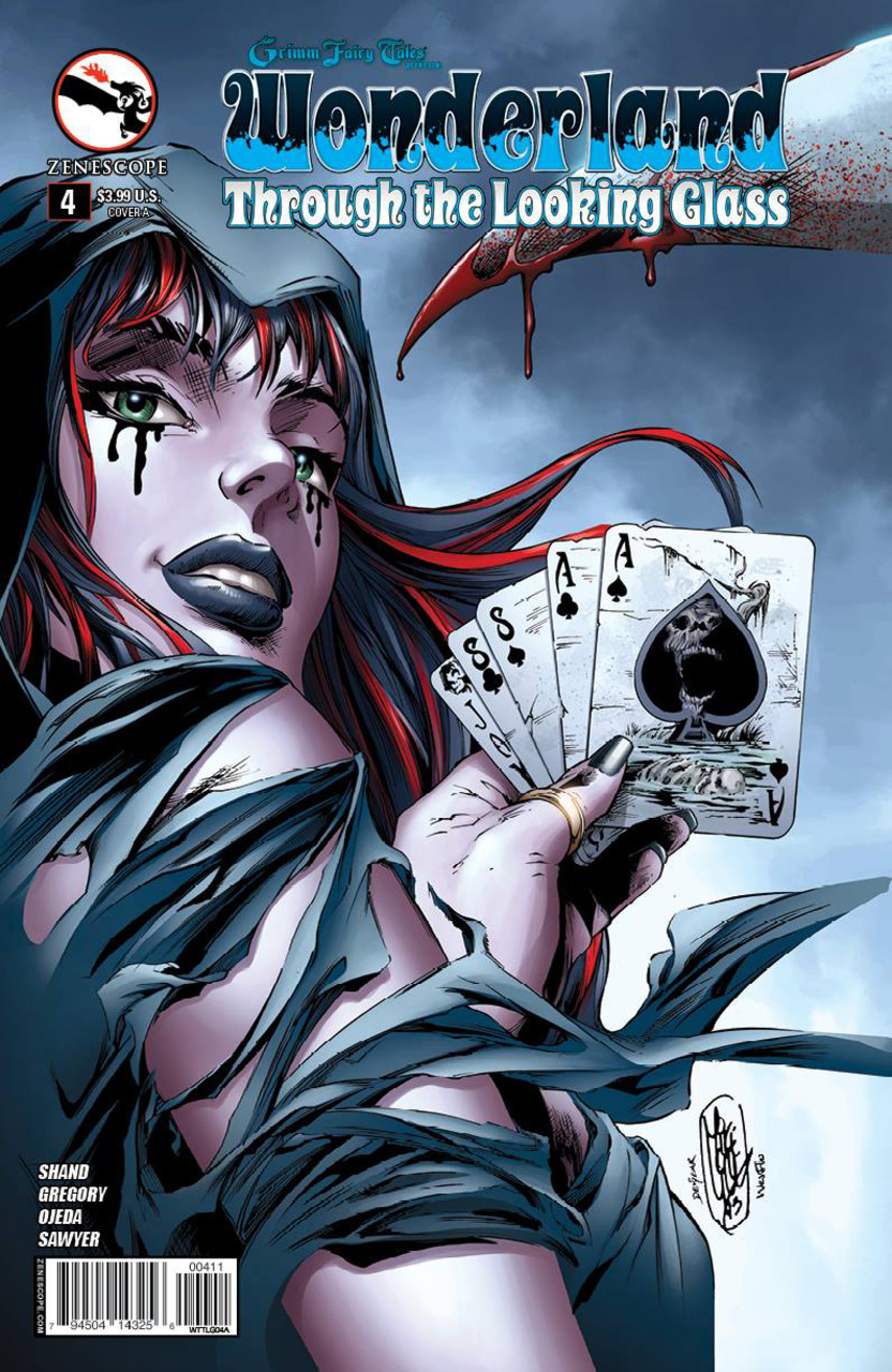 Grimm Fairy Tales presents Wonderland-Through the Looking Glass 4_C