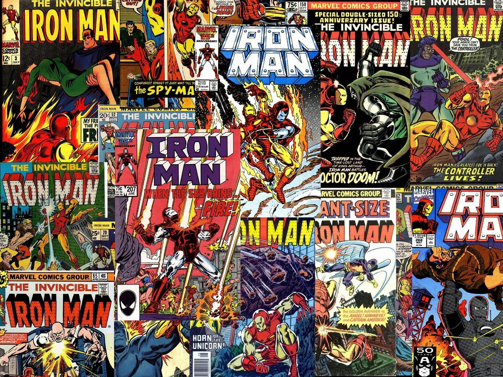 Iron Man Montage Set