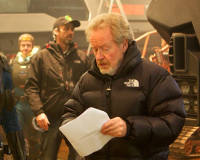 Did Ridley Scott Just Confirm PROMETHEUS 2 For 2015?
