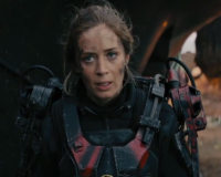 Emily Blunt Teaches Tom Cruise How To Be A Badass In EDGE OF TOMORROW Trailer