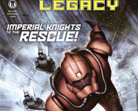 Star Wars: Legacy #10 Review