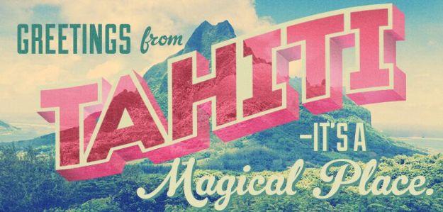 Tahiti Magic Teaser