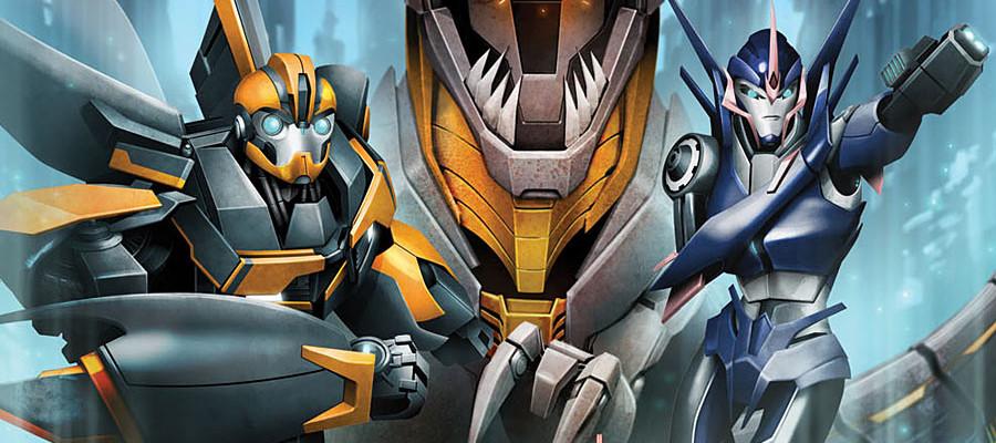 Transformers_beast hunters 8