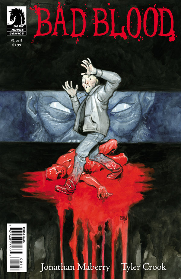 bad blood 1 review cover